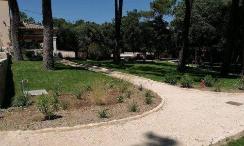Aménagement de jardin Bollène
